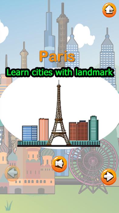 城市地標:世界城市和首都測驗