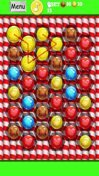 泡的糖果 - 美味的选择