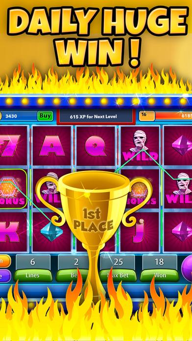 所有老虎机游戏法老的乐趣 (All Slots Games Of New Pharaoh's Fun 4)