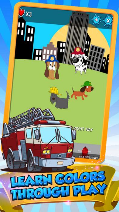 乘坐沿消防车与消防人员 ! Christmas Fun
