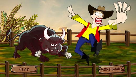 斗牛士和公牛