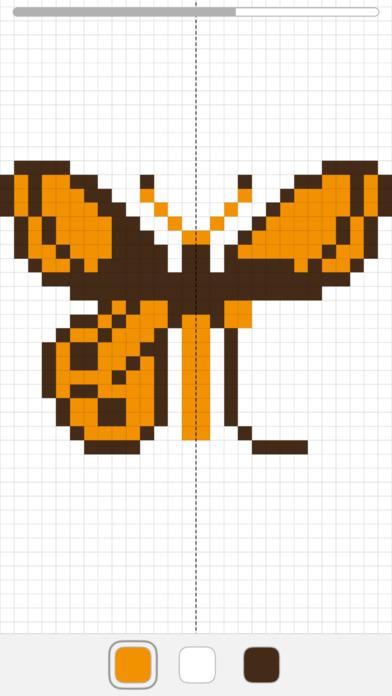 对称 2:完成对称图