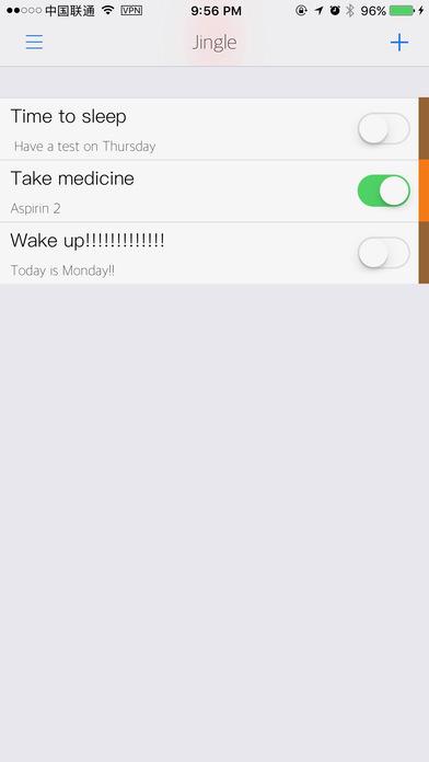 叮铃-一款自定义提醒事项和多媒体的提醒器!