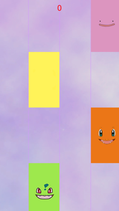 Piano tiles-don't tap for pikachu 钢琴瓷砖 - 不要点击皮卡丘