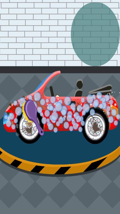 Amy宝宝洗车游戏-儿童小汽车巴士游戏