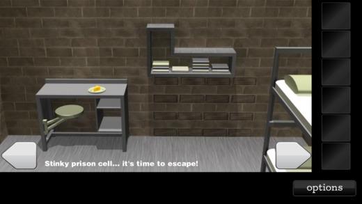 越狱 — 密室逃脱游戏