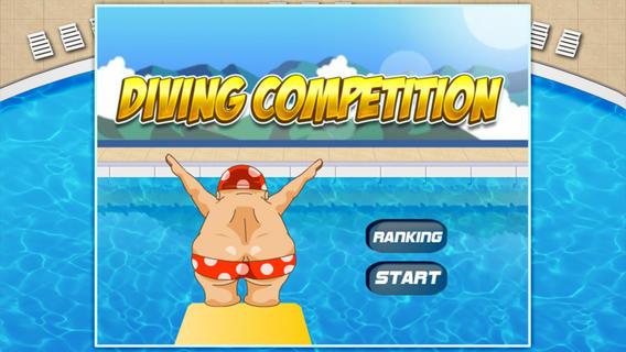 大胖子跳水—竞赛积分版