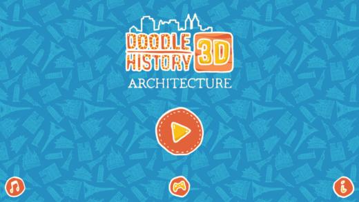 3D 涂鸦:建筑之美