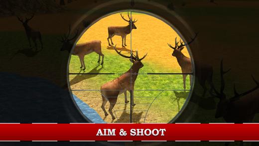 野生动物吉普野生动物园模拟器和动物猎人sim