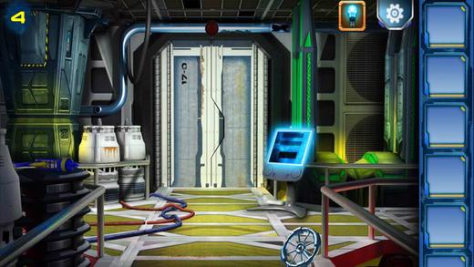 密室逃脱:逃出空间站