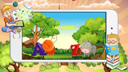 字母字符学习 A-Z