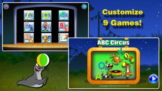 ABC马戏团