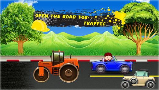 儿童道路建设