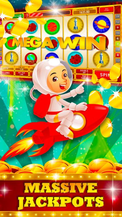 幸运飞船插槽:加入太空赌场,并获得奖金加倍