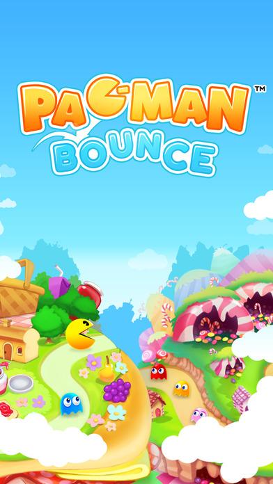 PAC-MAN Bounce - 益智冒险