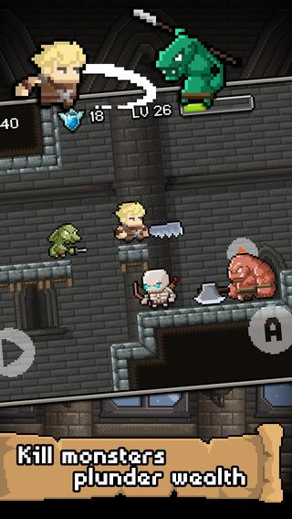 地牢冲突 Don't die in dungeons
