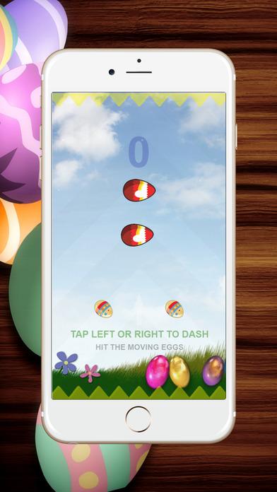 复活节彩蛋糖果庆祝狩猎 - 两个点冲击波游戏