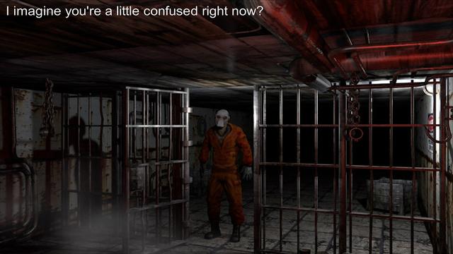 电锯惊魂1 -密室逃脱