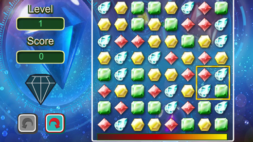 钻石冲击波游戏