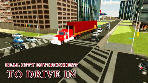 超市运输卡车&驾驶模拟器