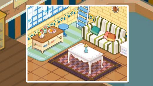 古埃及公主的房间装饰