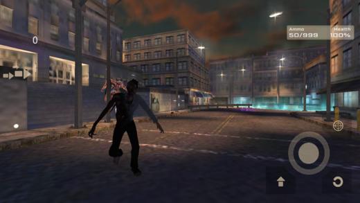 僵尸城市狩猎战争