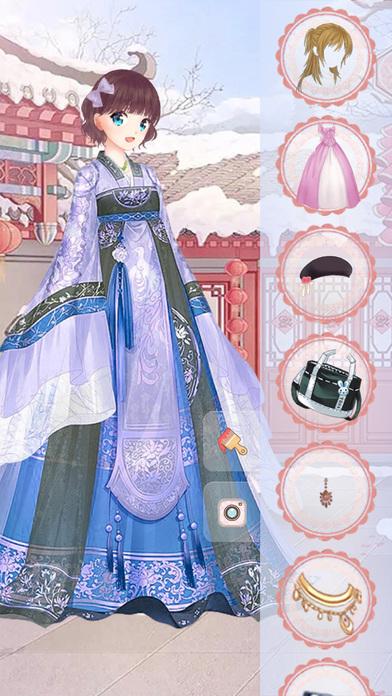 儿童游戏® - 公主的化妆派对游戏