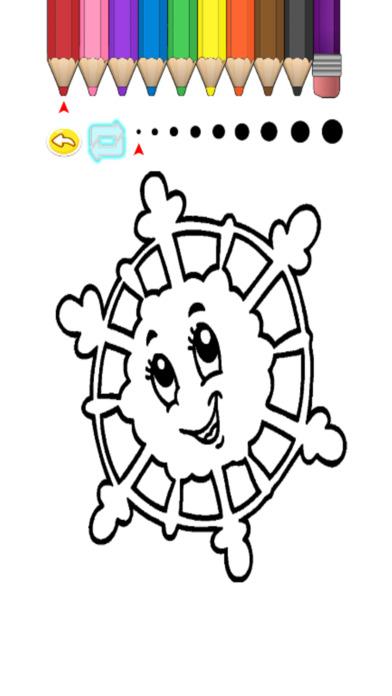 兒童圖畫書 - 可愛的卡通Tsukiyo