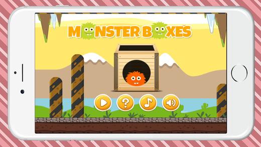 怪物盒射击游戏的儿童免费