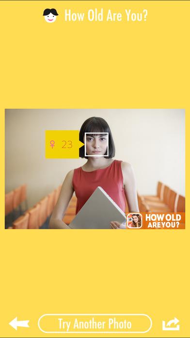 年龄识别器