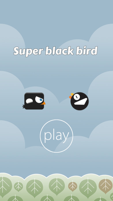 Flappy Black - The Adventure Of Two Fat Bird Fun Free Games(黑鸟争锋)