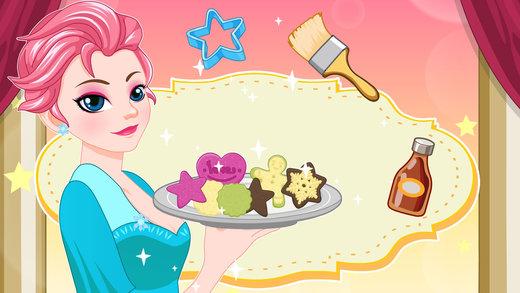 曲奇饼制作-儿童做饭小游戏大全