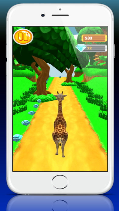 动物园逃命动物跑- 3D海岛远航搜寻