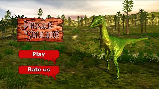 恐龙模拟器 - 野猫斗斗游戏