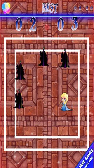 公主逃逸短跑 - 丑陋的女巫城堡亨特 支付