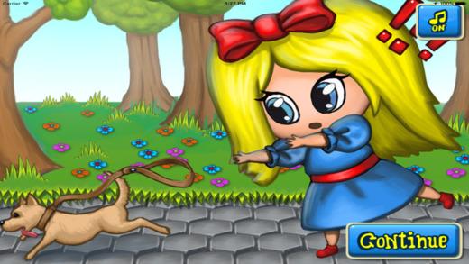 公主的祖玛骑士—亟待解救的祖玛公主