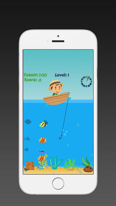 宝宝去钓鱼 - 儿童游戏