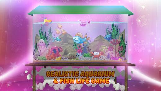 鱼缸 - 管理海洋动物罐和养活他们成长