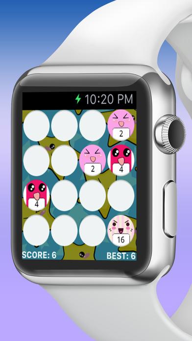 2048 可爱版 - 手錶限定