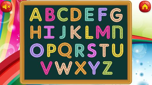 ABC字母点缀英语学习为大家