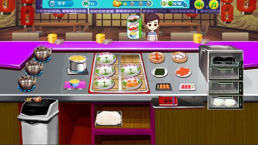 奇迹餐厅 餐厅管理  寿司物语