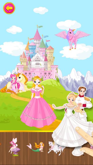 可爱的时尚明星和公主