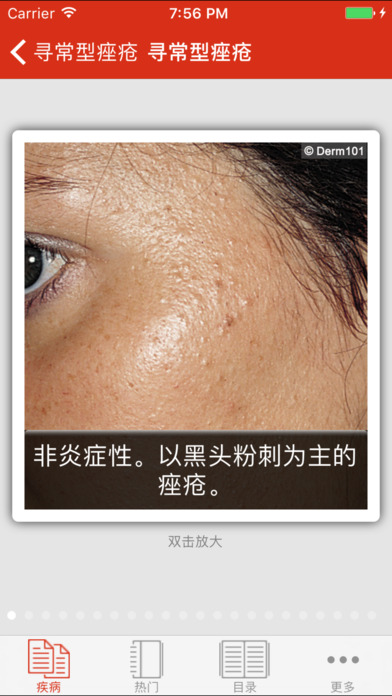 Derm101 Point of Care: 皮肤诊疗助手