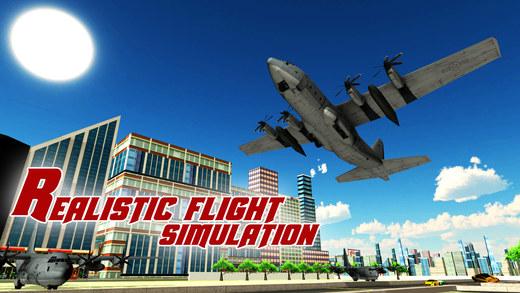 货机转运车 - 驾驶大型货车与在这个模拟器游戏飞飞机