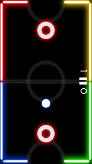 激光曲棍球霓虹灯枪战