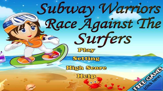 地铁勇士争分夺秒冲浪者免费游戏