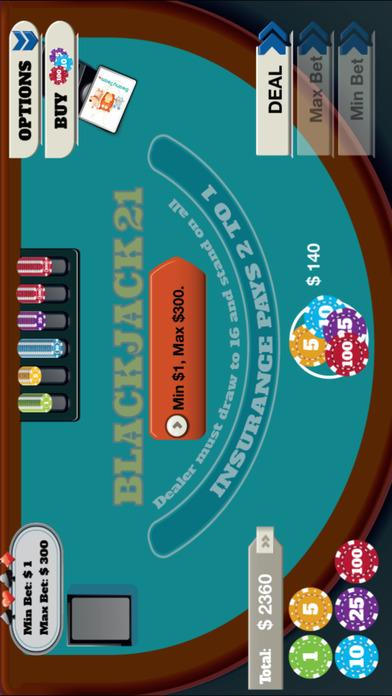Leisure Blackjack (黑傑克) 21点 – feat. BeanyTeam™