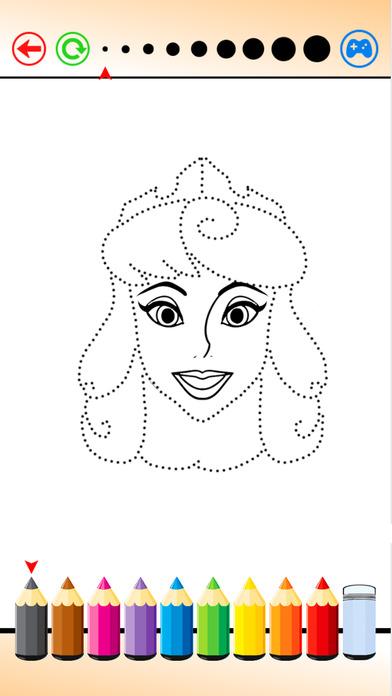 如何在草图线上画小公主