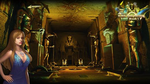 密室逃脱-100个房间之神殿逃亡