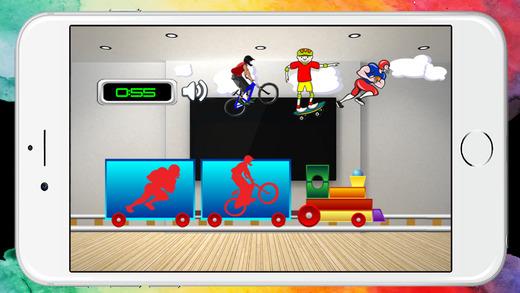 列车世界体育益智游戏学龄前